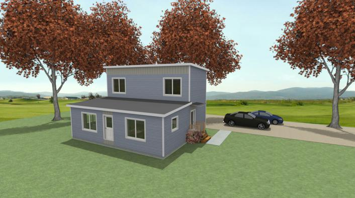 28x32-2Bed-2Levels